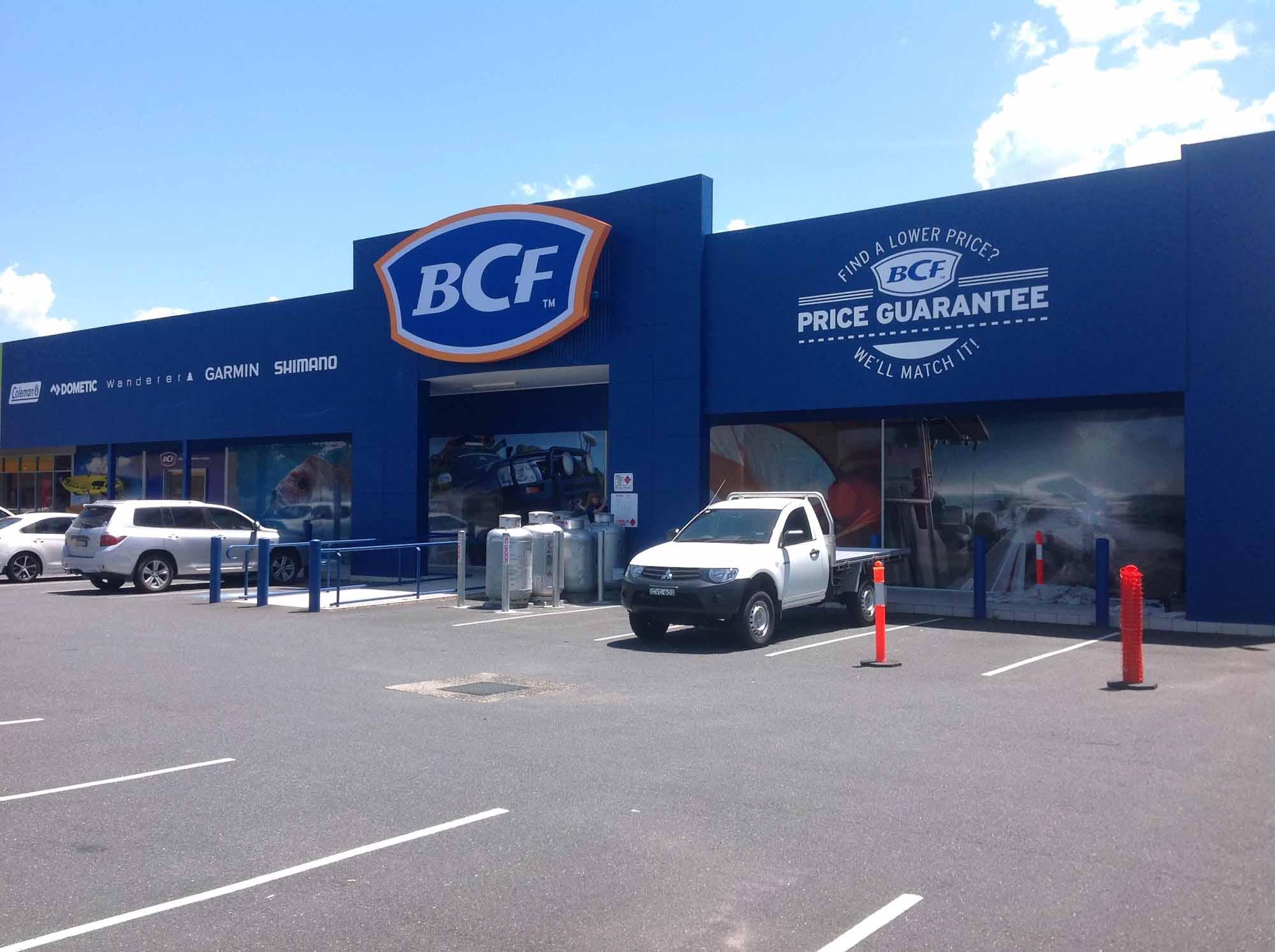 BCF Coffs Harbour Painting Project
