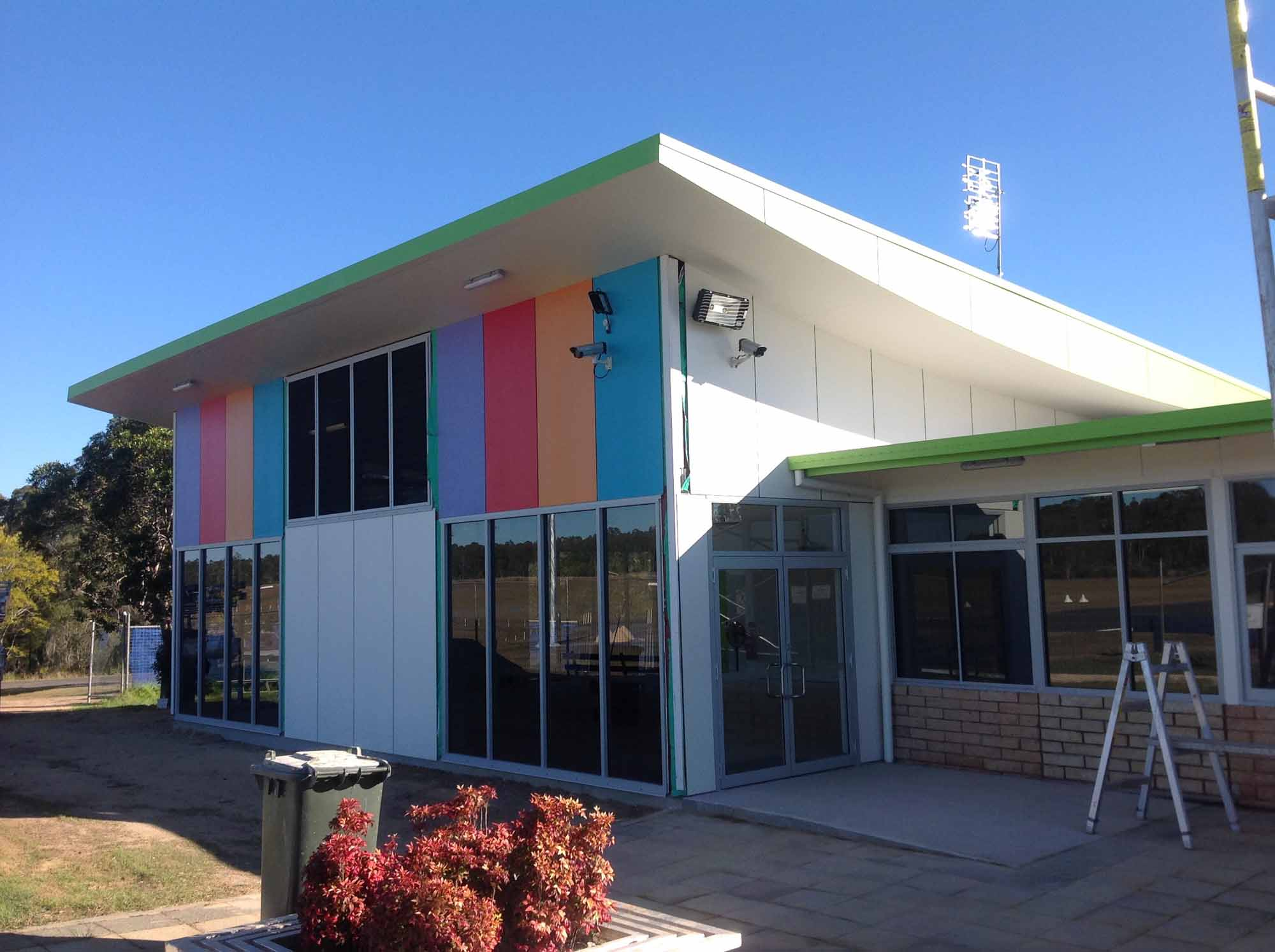 Grafton Airport Painting Project