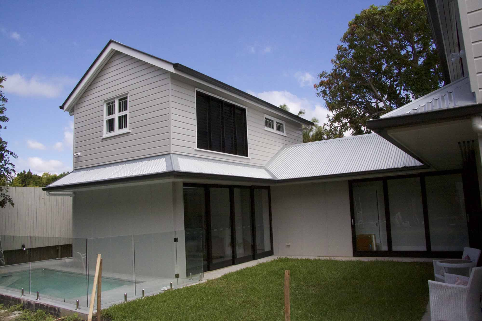 Fortitude Valley House Painting Project