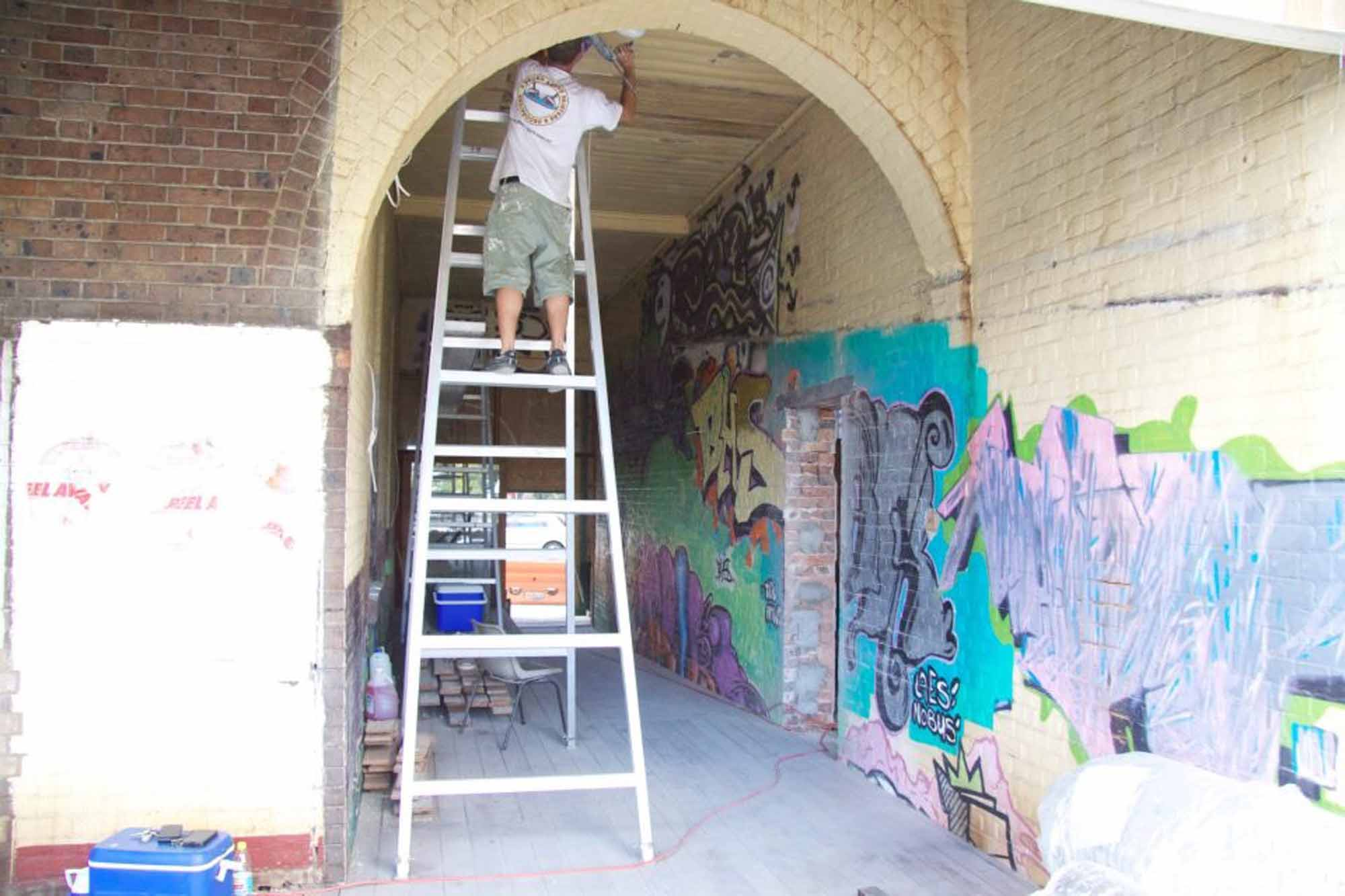 Ipswich Painting Project