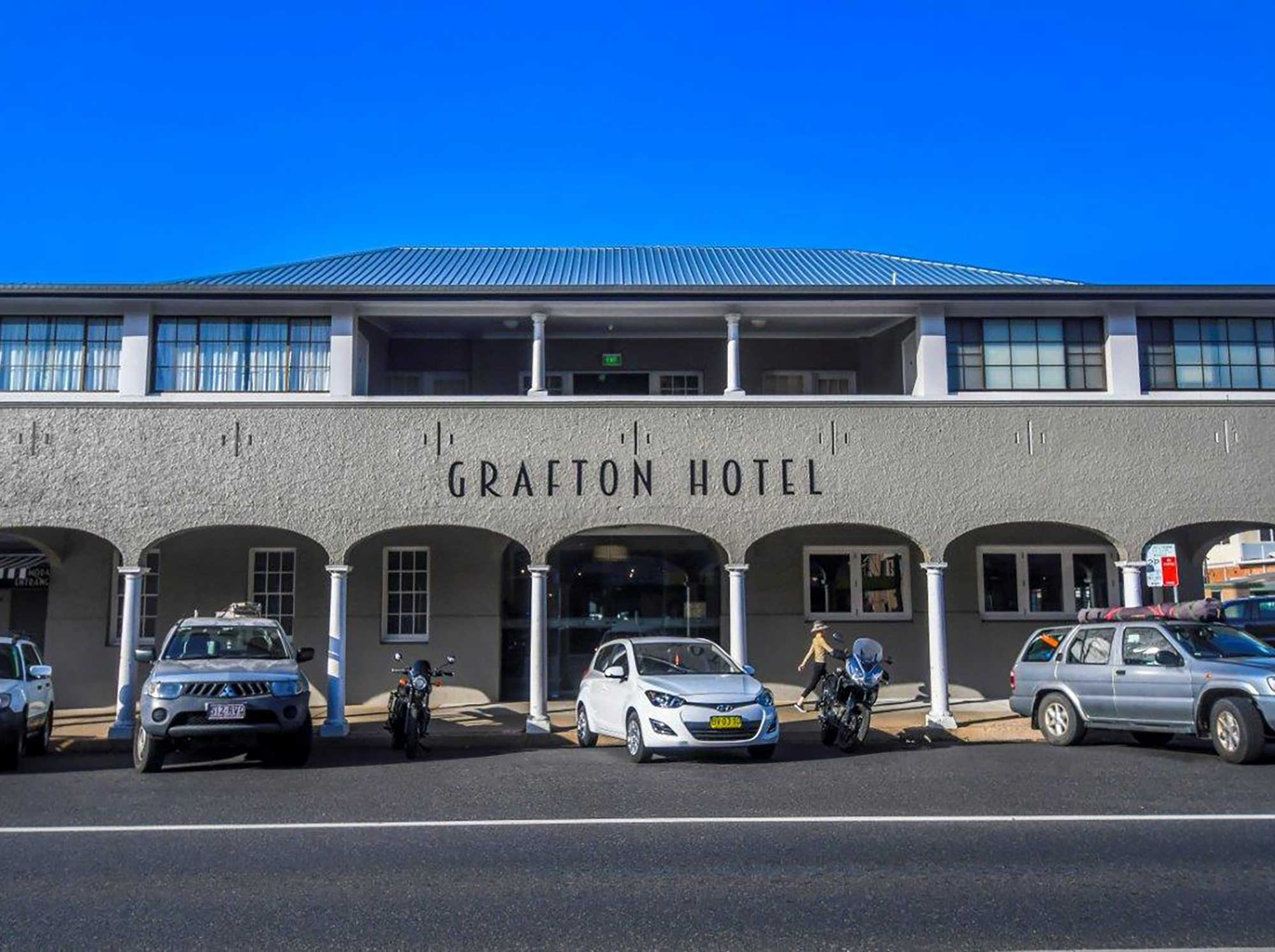 Grafton Hotel Painting Project